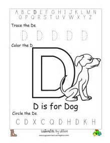 letter d worksheets free bike games