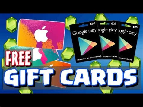 Coc Gift Card - get free itunes android gift cards epic giveaway free gems in clash of clans