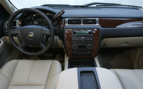 2007 Chevy Silverado Interior by 2007 Motor Trend Truck Of The Year Photo Gallery Photo