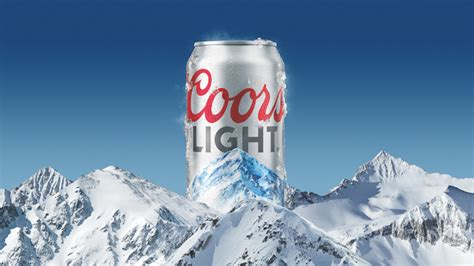 coors light  hammer message  cold refreshment