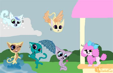 lps kittens and puppies raining cats and dogs lps adopts closed by firetailcat on deviantart