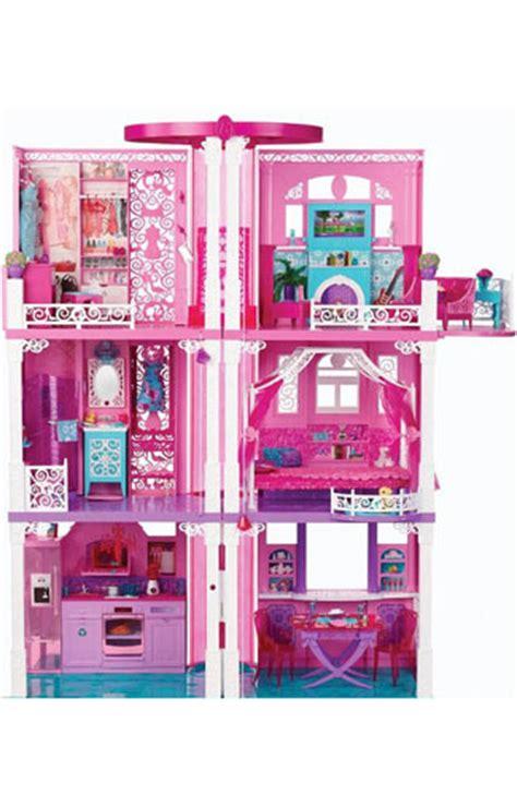 membuat rumah barbie coretannya si antare5 indahnya rumah baru barbie yang