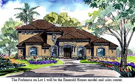 emerald homes bringa new designs model home to the forest