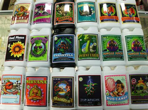discovering advanced nutrients  marijuana cultivation