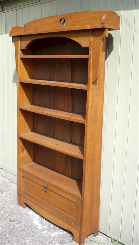 arts and crafts bookcase arts and crafts bookcase antiques atlas