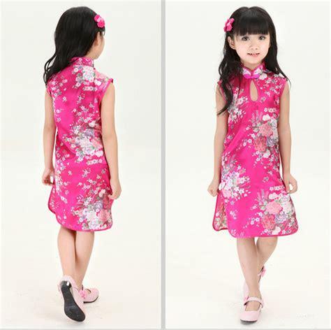 Baju Dress Lq 10 Cheongsam Maron cny traditional floral cheongsam qipao design 017