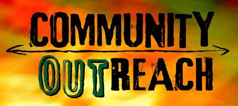 church community outreach programs