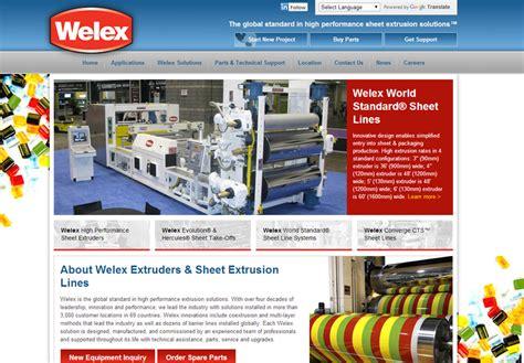 web design for manufacturing companies manufacturing web development weblinx