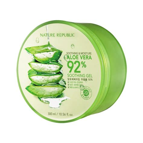 Nature Republic Aloe Vera Soothing Gel Price In Korea nature republic aloe vera soothing gel hermo malaysia