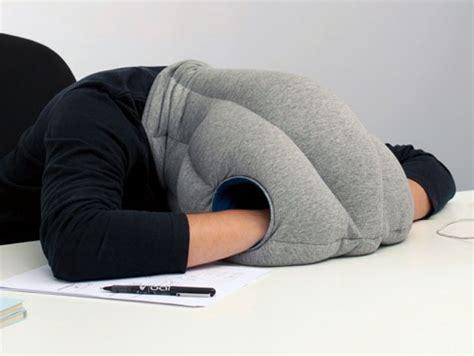 Ostrich Desk Pillow by Ostrich Pillow By Kawamura Ganjavian