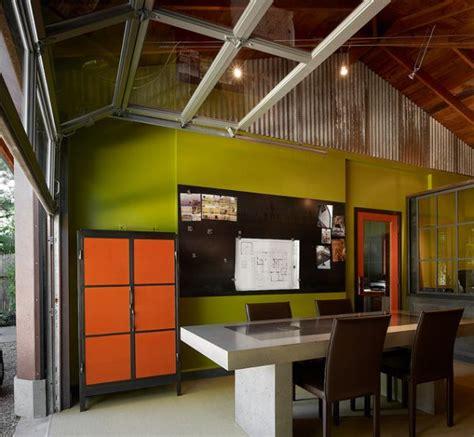 Overhead Door Corporate Office Sectional Glass Garage Doors Used In Modern Designs