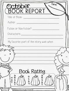 pre written book reports 1st grade fantabulous omgosh these book reports are