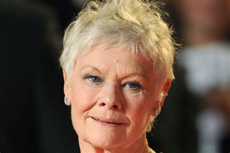 dame judi dench teeth hay festival facts about judi dench wales online
