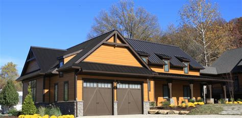 Can You Paint A Tin Roof A Different Color - makeover home edition louisville metal sales
