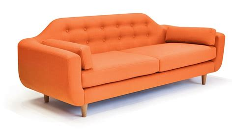 tangerine sofa ellington sofa tangerine modern digs furniture