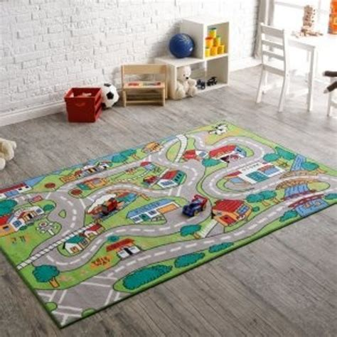 18 Cool Carpet Designs For A Kids Room Kidsomania Kid Room Rug