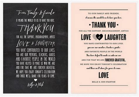 when should you send out wedding thank notes the world s catalog of ideas