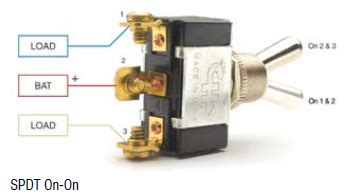 guitar wiring two spdt diagram dpdt toggle switch diagram