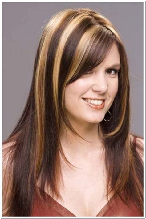 highlight color choosing highlights for brown hair inspiration