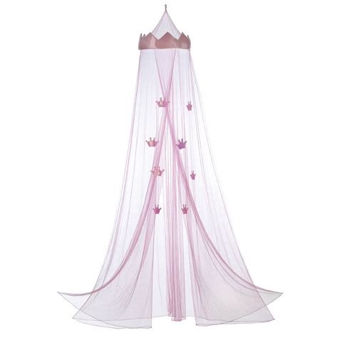 pink bed canopy pink princess bed canopy all wholesale gifts