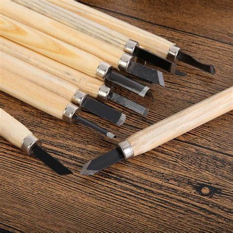 Pisau Ukir Pahat Kayu 12 In 1 pisau ukir pahat kayu 12 in 1 pisau ukir khusus untuk pahatan kayu tokoonline88