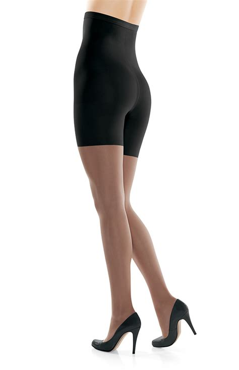 most comfortable pantyhose assets by sara blakely perfect pantyhose high waist 269b