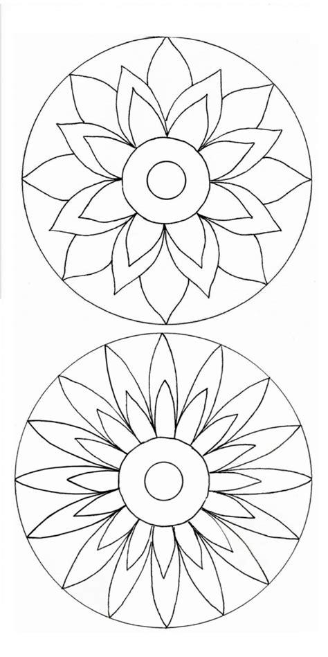 como se realizan las mandalas con cd 190 mandalas para colorear para ni 241 os mandalas