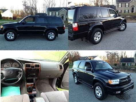 manual cars for sale 2001 toyota 4runner electronic throttle control 2001 toyota 4runner sr5 v6 for sale 13 used cars from 1 500
