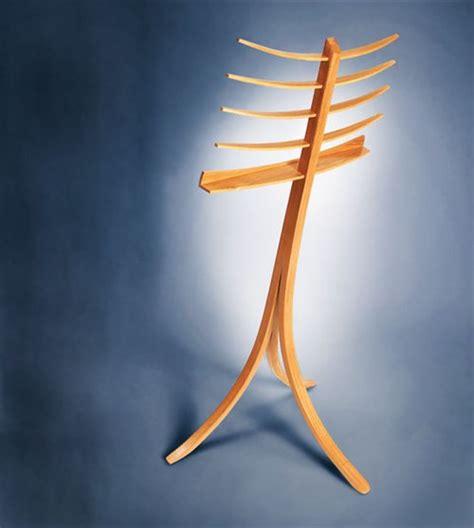 steam bent  stand popular woodworking magazine