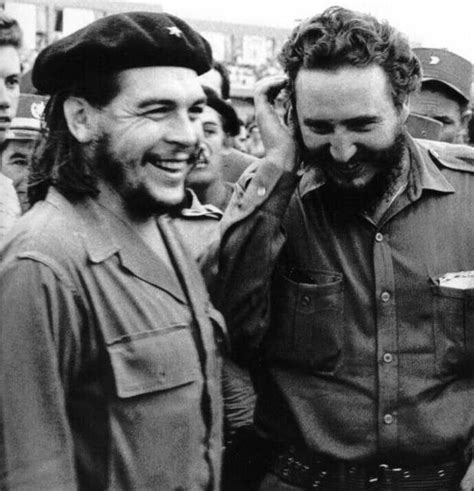 fidel and che the fidel castro cille85