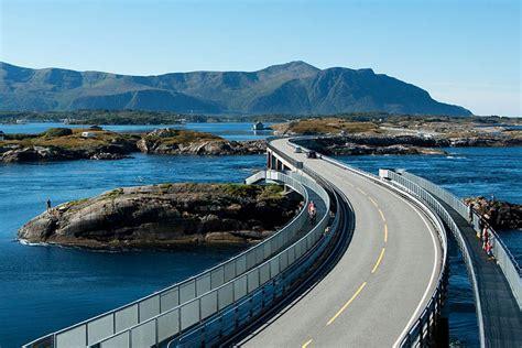 atlantic road norways construction   century