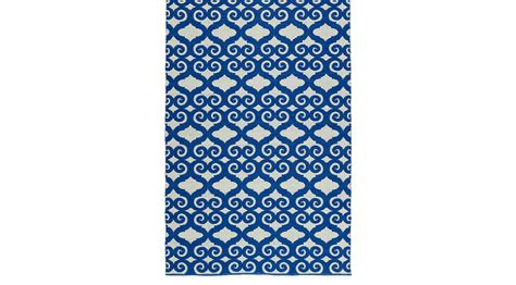 5 x 7 indoor outdoor rug kaholo blue 5 x 7 6 indoor outdoor rug