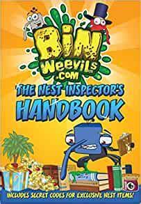 bin weevils  nest inspectors handbook