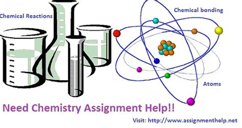 Help With Chemistry Assignment by Chemistry Assignment Help Chemistry Tutors