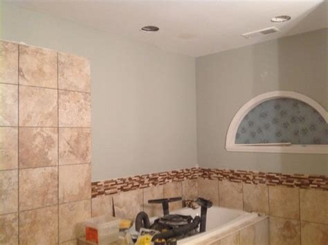 Paint Colors For Bathrooms With Beige Tile by Need Paint Color Suggestion For Bathroom