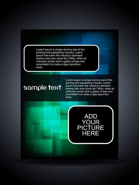 Flyer Design Template Free Vector In Adobe Illustrator Ai Ai Vector Illustration Graphic Adobe Illustrator Flyer Templates Free