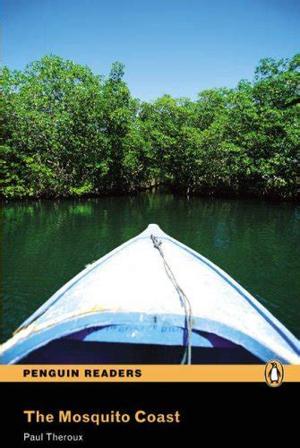 penguin readers level 4 the mosquito coast audio cd pack level 4 by paul theroux retold
