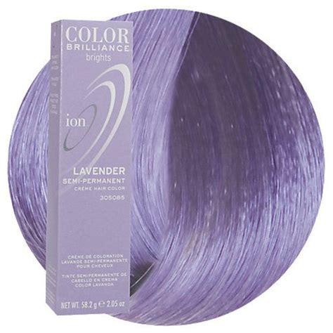 ion color brilliance brights lavender ion color brilliance brights semi permanent hair color