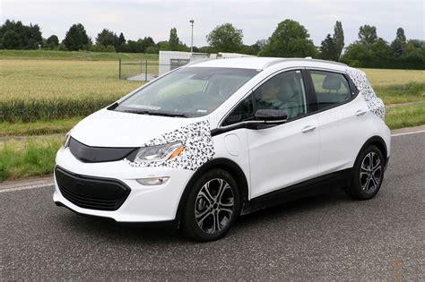 opel car opel ampera e plugs away at testing before 2017 launch by