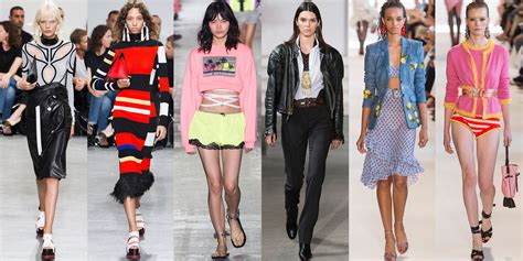 spring 2017 trends spring 2017 fashion trends from nyfw spring 2017 runway