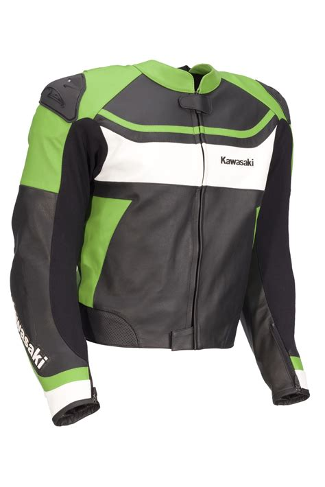 kawasaki riding jacket clothing