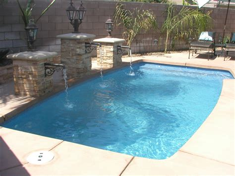 american backyard pools all american pool pools