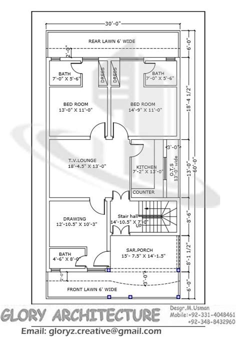 house drawings plans 30x60 house plan g 15 islamabad house map and drawings
