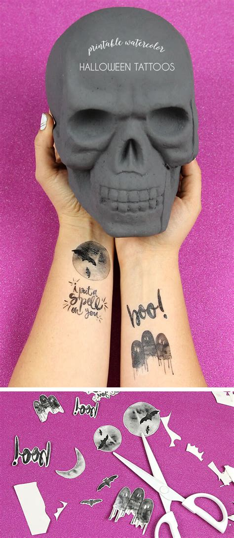 design your own temporary tattoo online printable watercolor tattoos lou