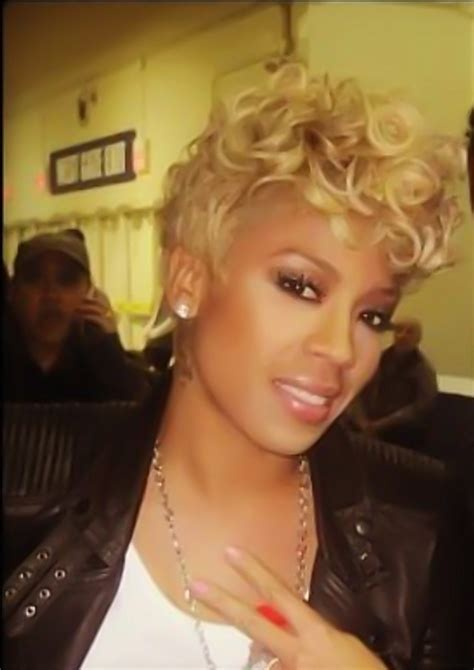 keyshia cole mohawk hairstyles makeup talk talk about what s hot and what s not in