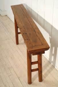 Very Narrow Sofa Table Very Narrow Console Table At 1stdibs