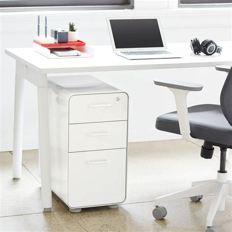 white computer desk with file drawer white desk with file drawer 3 drawer file cabinet white