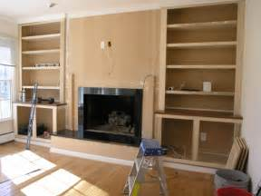 Bookshelves By Fireplace Hudson Valley Ny Remodeling Contractors Agape