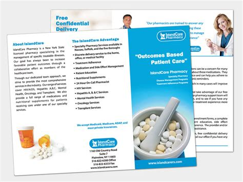 pharmacy brochure template free 28 images pharmacy