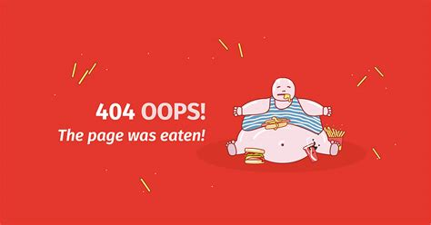 not found cool and creative 404 pages tips and exles 1 1
